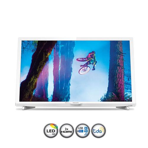 tv led 24  hd philips 24phg4032/77