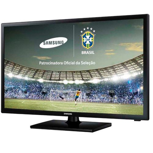 tv led 24' samsung lt24d310l hd hdmi usb 2,0 funcao monitor