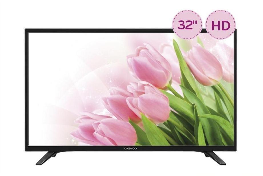 9ce41825ab0 tv led 32 daewoo hd televisor nuevo en su caja. Cargando zoom.