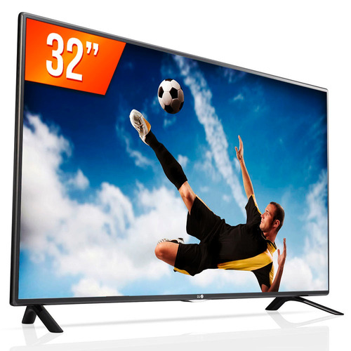 tv led 32  lg hd 1 hdmi 1 usb conversor digital 32lw300c