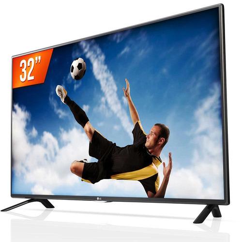 tv led 32 polegadas lg hd usb hdmi - 32lv300c - frete grátis