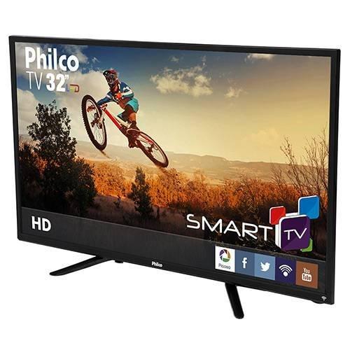 159b8609d23 Tv Led 32 Polegadas Philco Ph32b51dsgw Hd Com Conversor - R  1.619 ...