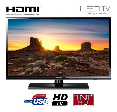 tv led 32  samsung full hd con puerto usb y control remoto