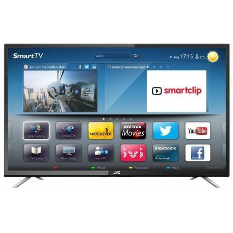 Tv Led 43 Monitor Full Hd Jvc Smart Tv Hdmi Hd