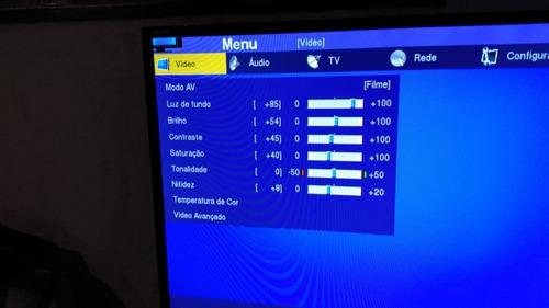 tv led 60  sharp aquos
