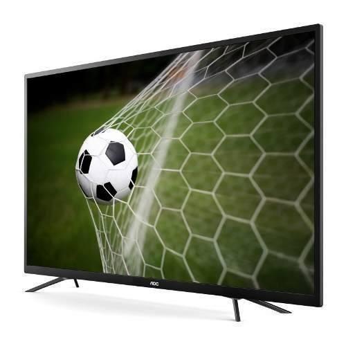 tv led aoc 40 pulgadas le40m1370 full hd 1080p señal digital