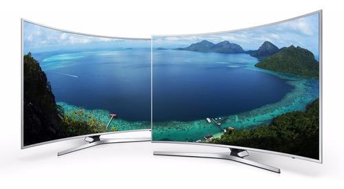 tv led curvo samsung 78 4k smart tv ultra hd en stock ya!!!