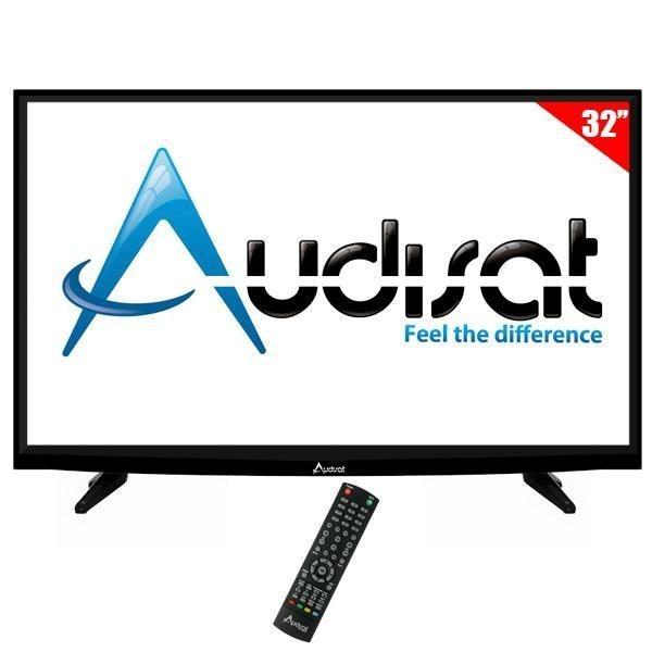 "Resultado de imagem para TV LED de 32"" Audisat TV-D32 HD"