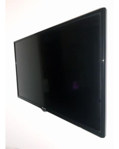 tv led hisense 32  hle3215d con brazo para pared articulado