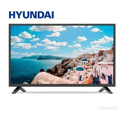 tv led hyundai de 32 led hd 2019 nuevo a estrenar oferta