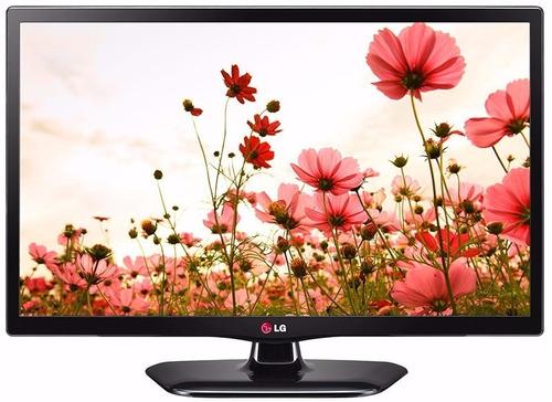 tv led lg 24 + monitor 24mt45d hd hdmi vga vesa con remoto