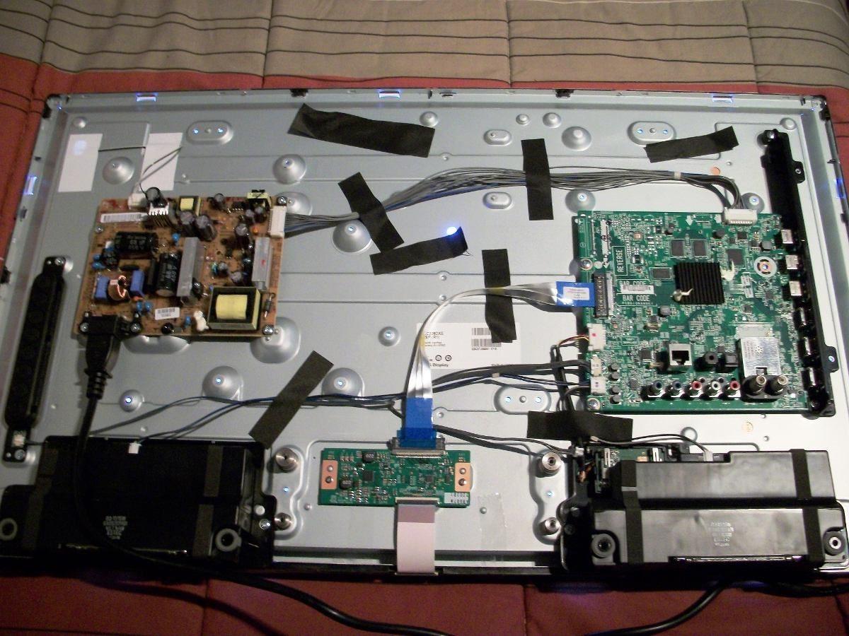 Tv Led Lg 32ln570b  Repuestos Desarme