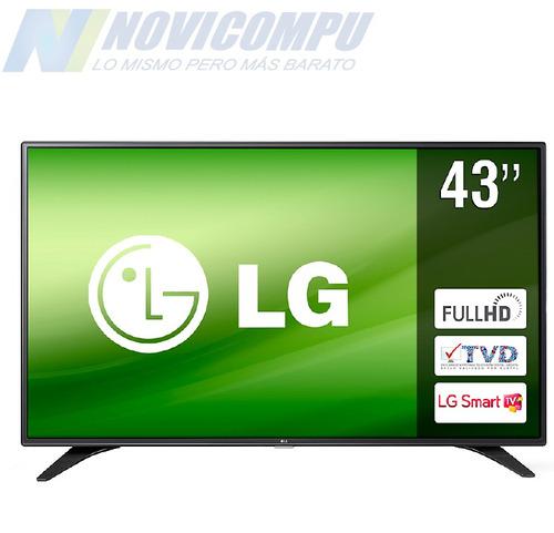 tv led lg 43 43lh6000 smart web os3.0 modelo 2016/2017