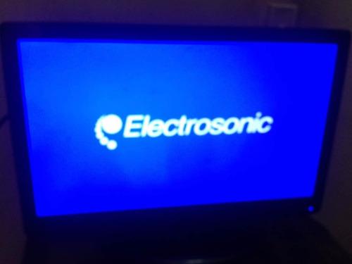 tv led pantalla plana electrosonic 23.6 pulgadas
