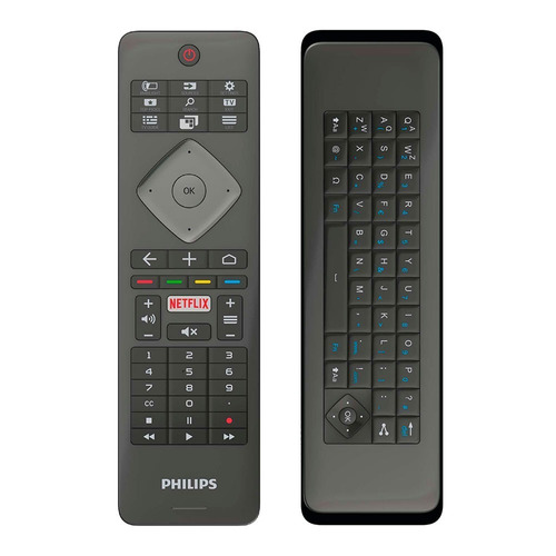 tv led philips 49'' 4k smart ultra hd 49pug6801/77 primera