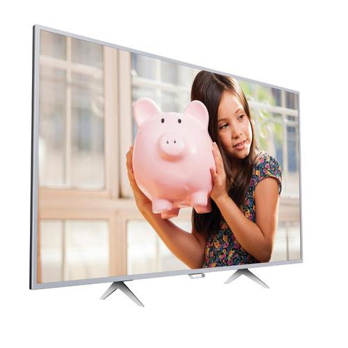tv led philips 55   4k ultra hd 55pug6801/77