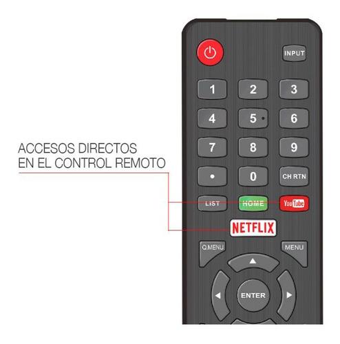 tv led prima 32 smart linux netflix youtube nuevo garantia