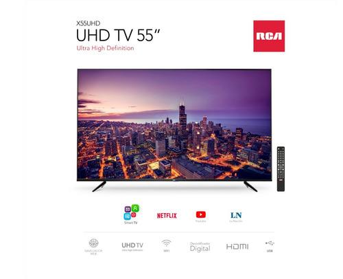 tv led rca 55 ultra hd 4k smart x55uhd wifi tda hdmi usb
