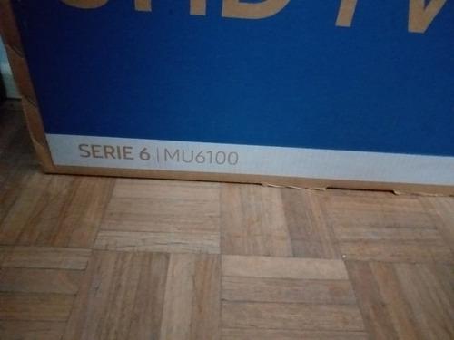 tv led samsung 50 50mu6100 smart