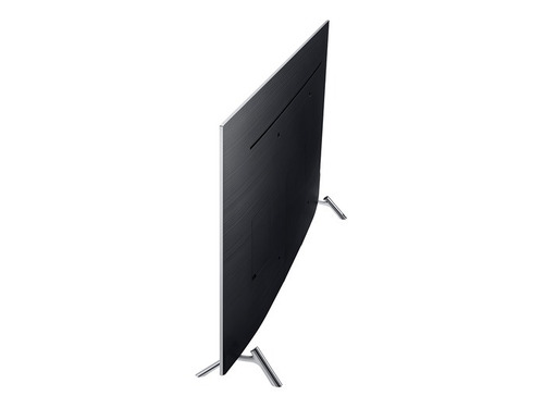 tv led samsung 55  55mu7000 smart, uhd 4k, wifi, função game