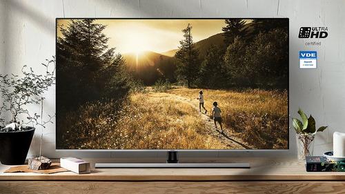 tv led  samsung 55  nu8500 smart tv ultra hd 4k curvo