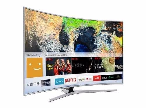 7d0f099ae Tv Led Samsung 65 4k Uhd Curvo 65mu6500 Smart Tv Un65mu6500 - S ...