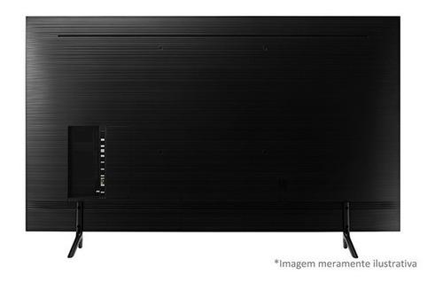 tv led samsung 75  75ru7100 uhd 4k smart, bluetooth