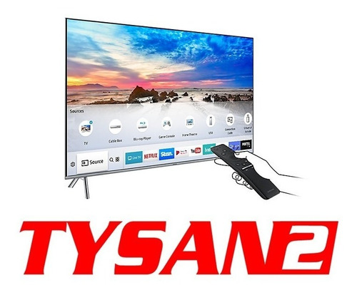 tv led samsung 82 ultra hd smart 4k linea 2018 en stock ya!!