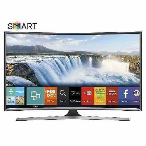 Tv Led Samsung Curvo 48 Full Hd 48j6500 Smart Tv Un48j6500