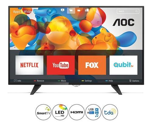 tv led smart hd aoc le32s5970s
