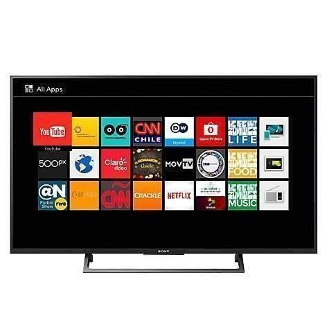 tv led sony 4k 55 smart tv kd-55x706e ultra hd 3840 x 2160