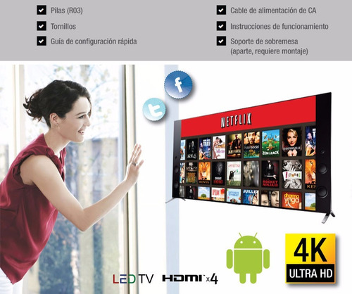tv led sony 75 4k 3d smart tv hdmi 2 lentes en stock ya!!!