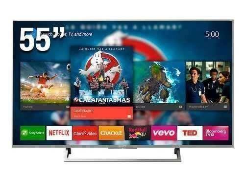 tv led super 4k sony 55 smart tv super ultra hd xbr-55x805se