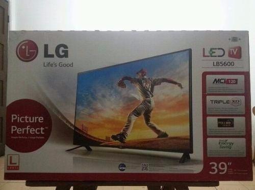 tv lg 39 pulgdas lb 5610