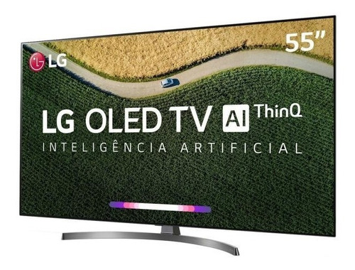 tv lg 55 oled 4k 55b9psb ultra delgado magic control incluid
