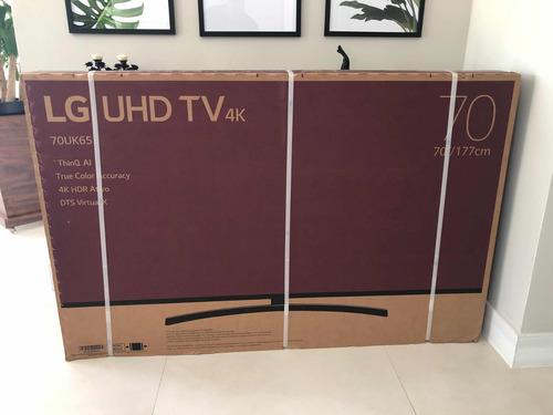 tv lg 70uk65 uhd smart tv 4k 70 polegadas