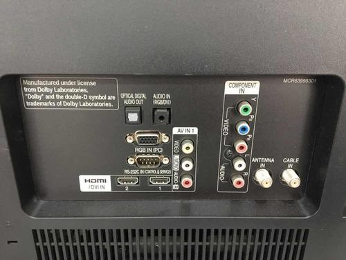tv lg de 32 32lk330 pantalla rota repuestos prende