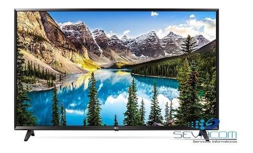 tv lg led smartv 49 4k nuevo modelo um7360 magic +althinq