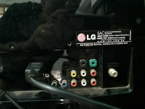 tv lg led tela 21.5 pl. full hd ( m2280a ).