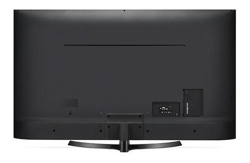 tv lg smart 4k 55 modelo 2018 magic control y soporte gratis