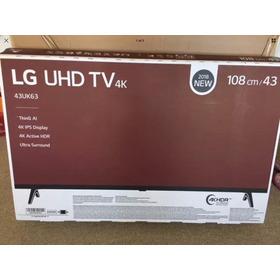 Tv Lg Uhd 4k 2018 43 Pulgadas