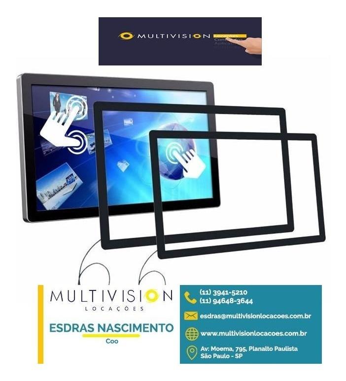 Tv Moldura Touchscreen 32''100'' #samsung #lg #philco