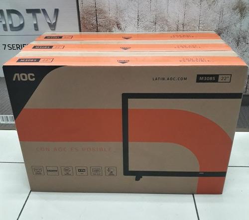 tv monitor aoc 22 fullhd digital modelo 2019