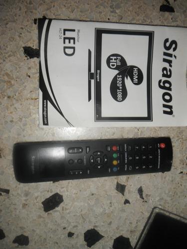 tv monitor de 24 pulgadas siragon