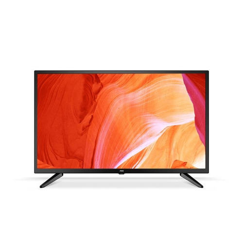 tv monitor led 32 aoc hd, 2 hdmi conversor digital integrado