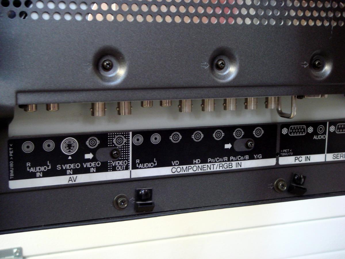 Tv Monitor Panasonic Plasma Modelo Th-42pwd7 - R$ 650,00 em Mercado