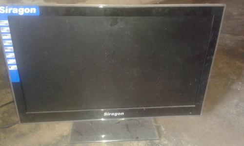 tv monitor siragon hlt-24 para repuesto