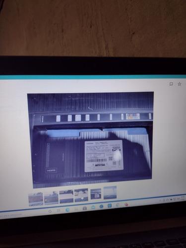 tv nu50un7100 tudo novo barra de leds acrílico só falta tela