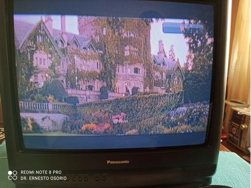 tv panasonic 21 pulgadas convencional
