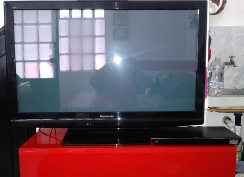 tv panasonic 50 pulgadas plasma con blueray smarts